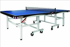 Butterfly Octet 25 Table Tennis Table Rollaway Ping Pong Table ITTF Approved