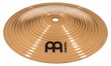 """Meinl HCS 08"""" Bronze High Bell Effektbecken Becken Cymbal B8 Bronze Einsteiger"""