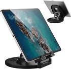 AboveTEK Tablet Stands 360° Rotating iPad Stand Holder for Retail Desktop Office