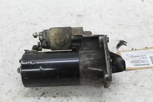 2013 FIAT DOBLO 1598cc Diesel Manual Bosch Starter Motor 510 810 308 A 154