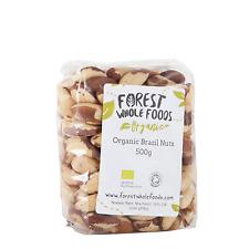 Biologique Brésil Noix 500g - Forest Whole Foods