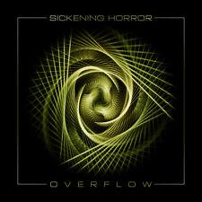 SICKENING HORROR-OVERFLOW-CD-death-metal-nile-pestilence-spawn of possession