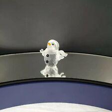 Swarovski crystal figurines Snowman