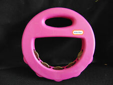 LITTLE TIKES MUSICAL INSTRUMENT TAMBOURINE MUSIC EDUCATIONAL PRESCHOOL L@@K