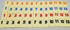 1990 Individual Rummikub Tiles - Your Choice of replacement