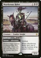 Murderous Rider Throne of Eldraine ELD MTG NM FREE SHIPPING