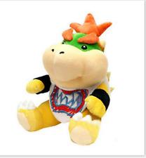 7'' Super Mario Bros. Little Buddy Soft Toy Bowser Jr. Koopa Stuffed Animal Doll