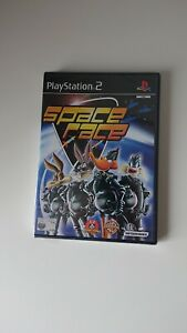 Looney Tunes Space Race - Sony PS2 - UK PAL Game EXTREMELY RARE