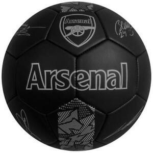 ARSENAL FC PHANTOM DESIGN SIZE 5 SIGNATURE FOOTBALL - OFFICIAL GIFT