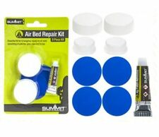 Air Bed Repair Kit  9 Piece Kit Includes Bungs, Patches, Caps  And Glue- Summit