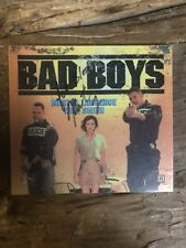 Martin Lawrence, Bad Boys Signed Movie Promo Card 7x7 Autographed RARE.