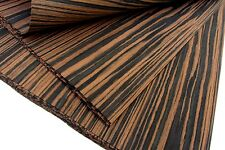 1 x MAKASSAR FINELINE 250cm x 64cm FURNIER EDELHOLZ Möbel Brett Tisch WAND BOARD