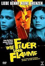 Wie Feuer und Flamme von Connie Walther | DVD | Zustand gut