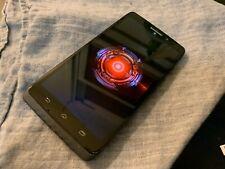 L@@K Motorola Droid Ultra XT1080 - 16GB - Black (Verizon) Smartphone GREAT SHAPE