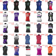 Summer cycling Jersey 2019 womens breathable bike sleeveless shirt bicycle Vests