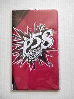 Persona 5 Scramble The Phantom Strikers Morgana Towel Sealed