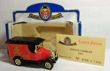 OXFORD DIECAST LIMITED EDITION BULLNOSE MORRIS PRINCE CHARLES 2003 #4558 OF 7500