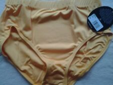 Capezio Tb111 Adult Size Large and Exlarge Gold Briefs