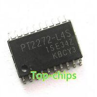 10 PCS PT2272-L4S SOP-20 PT2272-L4 PT2272 SMD Remote Control Decoder NEW IC