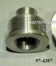 Triumph 97-4387 Disc Brake Inner Fork Top Nut/Spring Stanchion 73-83 t140 t150