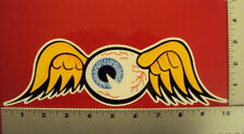 Flying Eyeball Vintage Large Drag Racing sticker decal Von Dutch NHRA Rat Rod