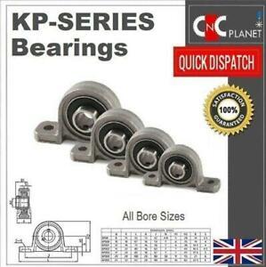 KP Series Pillow Block Mounted Housing Bearing 8 10 12 15 17 20 mm Bore Diameter