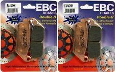 EBC Sintered HH Front Brake Pads (Set of 2) 2003-2009 Suzuki AN650 Burgman