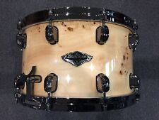 Tama 8x14 Starclassic Birch/Bubinga Snare Drum Hi Gloss Mapa Burl