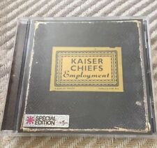 Kaiser Chiefs Employment CD Album