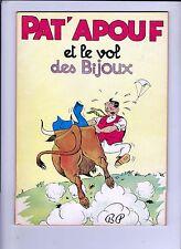 GERVY. Pat'Apouf et le Vol des Bijoux.  Bonne Presse 1956. EO. superbe