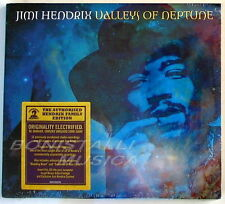 JIMI HENDRIX - VALLEYS OF NEPTUNE - CD Sigillato Opendisc