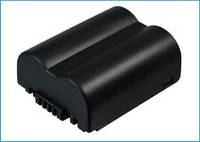 BATTERIA PREMIUM per Panasonic Lumix DMC-FZ50EGM, LUMIX DMC-FZ7BB, Lumix dmc-fz7e