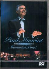 PAUL MAURIAT Memorial Live Tokyo 96 30th Anniversary MALAYSIA JAPAN DVD REGION 0