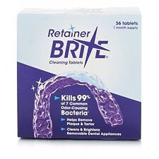 Retainer Brite Cleaning 36 tablets