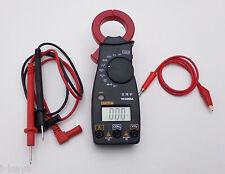 - digitale a pinza MULTIMETRO ftike vc3266a, AC/DC-tensione, corrente, resistenza, NUOVO