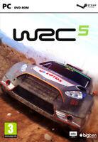 Mundo Rally Championship WRC 5 (Guía / Racing) PC Bigben Interactive