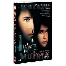 Incognito (1998) DVD - John Badham, Irene Jacob, Jason Patric