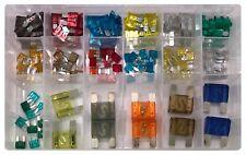 (140) Combo Mini ATM MIN Standard ATO ATC & Large Maxi Blade Fuse Assortment Kit
