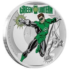 Niue 2 Dollar 2020 60 Jahre Justice League™ Green Lantern™ (5.) - 1 Oz Silber PP