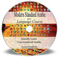 Learn MSA Modern Standard Arabic - Language Course - 41Hrs Audio MP3 On CD 188