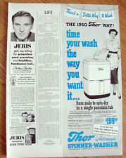 1950 Automagic Thor Spinner Washer Ad