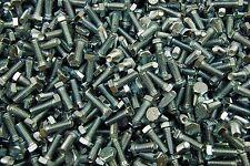 (500) Hex Head 1/4-20 x 3/4 Grade 5 Bolts Zinc Plated Cap Screws