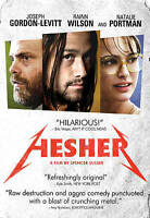 Hesher (DVD, 2011, Canadian)