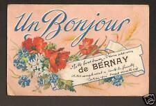 BONJOUR de BERNAY 27: COQUELICOT , MIOSOTIS, MARGUERITE