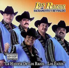 La Historia de los Razos: Los Exitos, Los Razos De Sacramento Y Reynal, Good Exp