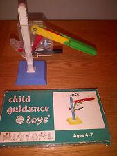 Mécanique jack-child guidance jouets 4-7 ans educational children's toy archer