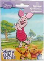 SIMPLICITY DISNEY IRON ON Applique PIGLET - WINNIE THE POOH Super Detailed!