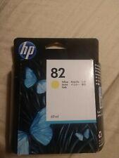 Genuine HP #82 Yellow C4913A Ink Cartridge