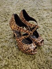 NEXT Evening & Party Animal Print Heels for Women