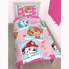 Linge de lit et ensembles rose Disney à motif Pour enfant